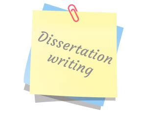 How to write your dissertation in a month